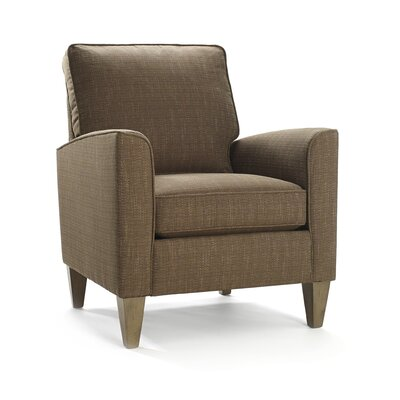 Cosgrove Arm Chair Color: Mocha