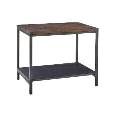 Sawyer Bunching End Table in Copper