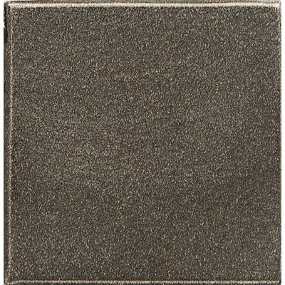 Ambiance Insert Pomenade 1 x 1 Resin Tile in Brushed Nickel
