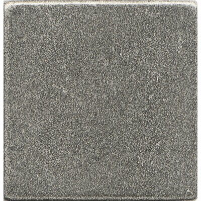 Ambiance Insert Pomenade 1 x 1 Resin Tile in Pewter