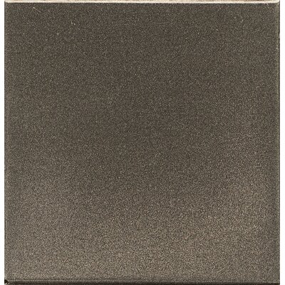 Ambiance Insert Pomenade 2 x 2 Resin Tile in Brushed Nickel