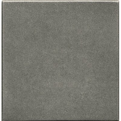 Ambiance Insert Pomenade 4 x 4 Resin Tile in Pewter