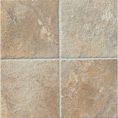 Rok 6.5 x 6.5 Porcelain Field Tile in Ardesia