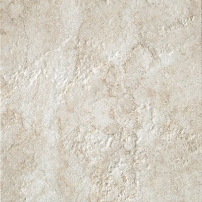Forge 20 x 20 Porcelain Field Tile in White