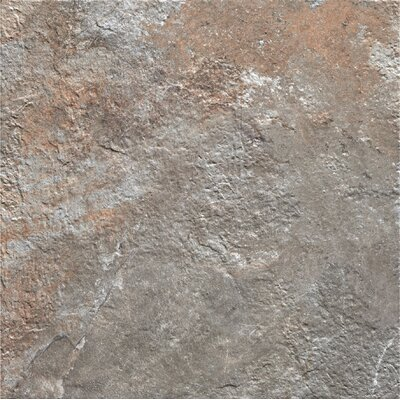 Rok 20 x 20 Porcelain Field Tile in Antracite