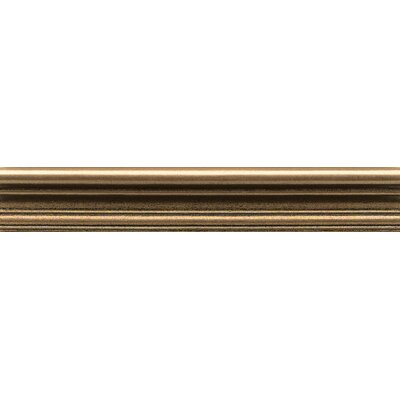 Ambiance Chair Rail 2 x 12 Resin Tile in Bronze