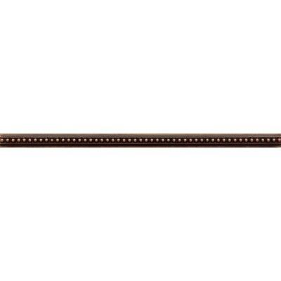 Ambiance Bead Liner 9/16 x 12 in Venetian Bronze