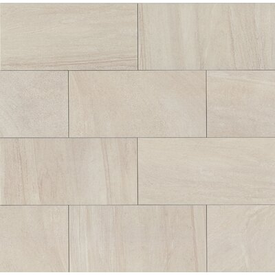 Purestone 12 x 24 Porcelain Wood Look/Field Tile in Grigio