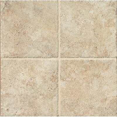 Forge 6.5 x 6.5 Porcelain Field Tile in White