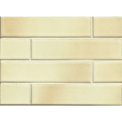 Shizen 2 x 8 Porcelain Mosaic Tile in Sand