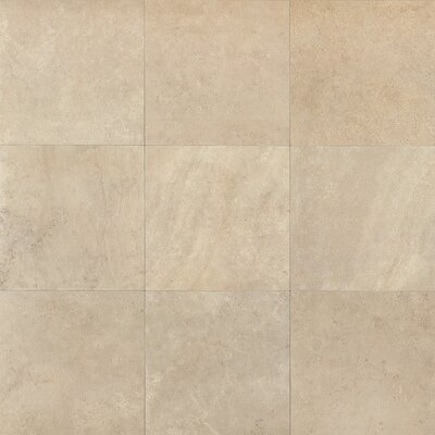 Tribeca 18 x 18 Porcelain Glazed Tile in Watts