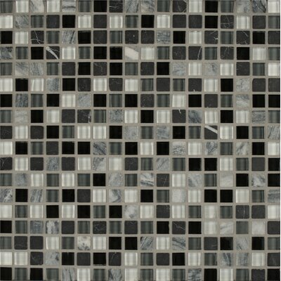 Carlisle 12 x 12 Mosaic Blend Tile in Essex