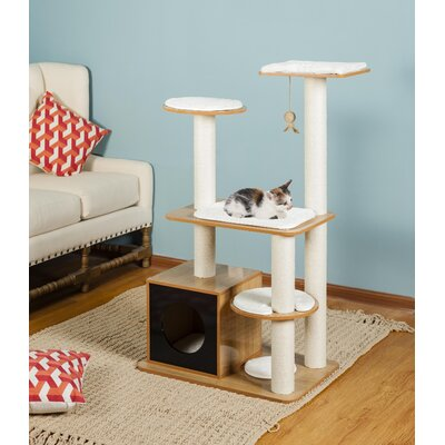 "47"" Tigger Post Tower Cat Tree JMM-95965"