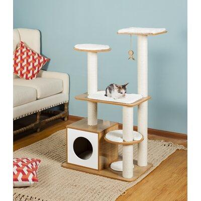 "47"" Tigger Post Tower Cat Tree JMM-95955"