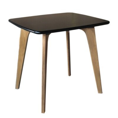 Vista Square Dining Table Top Finish Black