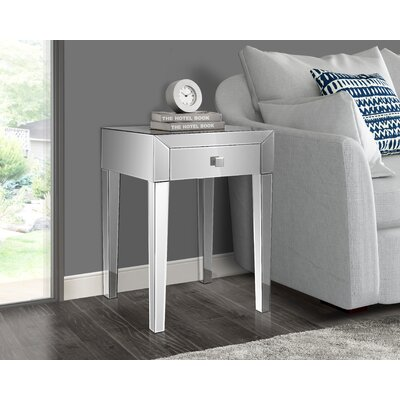 Broadbent 1 Drawer End Table