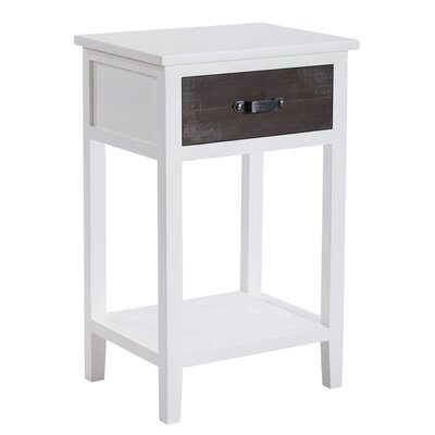 Adirondack End Table Finish: White