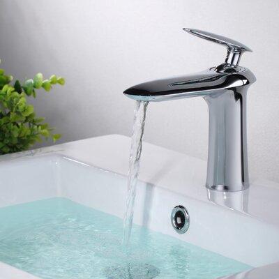 Single Handle Centerset Sink Faucet