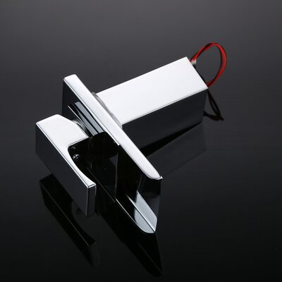 Single Handle Single Hole Waterfall Faucet