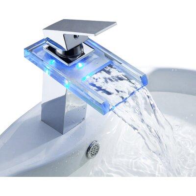 Essenzia Single Handle Centerset Sink Faucet