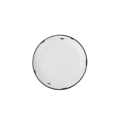 """Canvas Home Tinware 8"""" Salad Plate"""