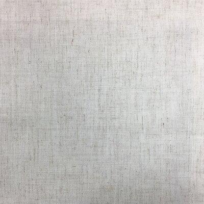 Starlight Linen Fabric Color: Beige