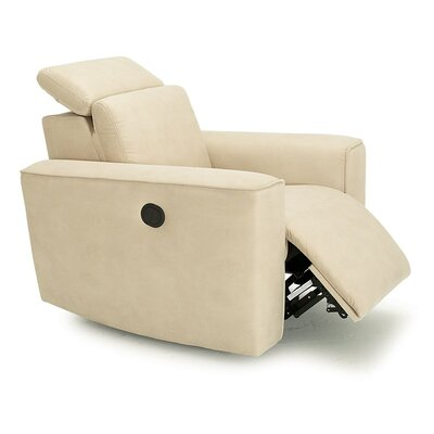 Springfield Power Rocker Recliner Upholstery: Granite
