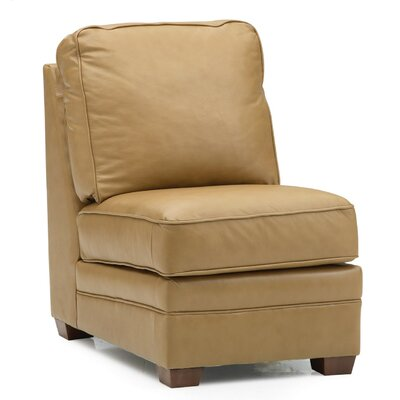 Viceroy Side Chair Upholstery: All Leather Protected  - Tulsa II Stone