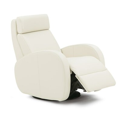 Jasper II Rocker Recliner Upholstery: All Leather Protected  - Tulsa II Sand