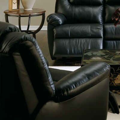 Tundra Wall Hugger Recliner Upholstery: Java