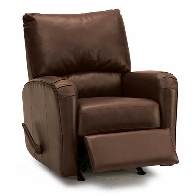 Colt Leather Power Rocker Recliner