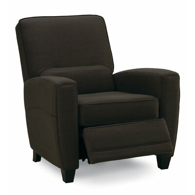 low price palliser furniture tasha club recliner fabric palma chocolate - Palliser Furniture