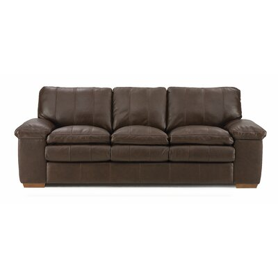 Leather Furniture Colors on Palliser Furniture Polluck Leather Sofa   77597 01