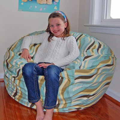 Bean Bag Chair Upholstery: Lake