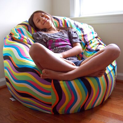 Bean Bag Chair Upholstery: Jelly Bean