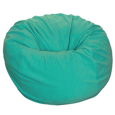 Bean Bag Chair Upholstery: Teal