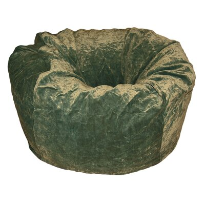 Bean Bag Chair Upholstery: Dark Olive