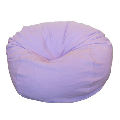 Bean Bag Chair Upholstery: Lavender