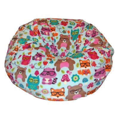 Forest Friends Bean Bag Chair