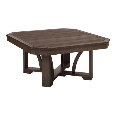 Raja Coffee Table Finish: Chocolate