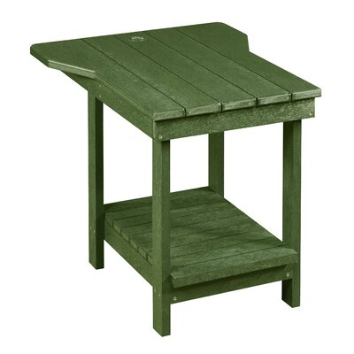 Captiva Tete A Tete Table Finish: Cactus Green