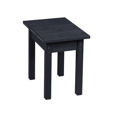 Zander Side Table Finish: Onyx