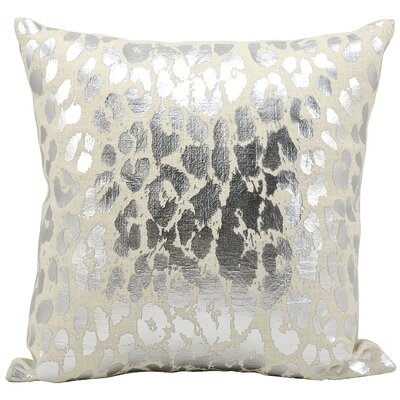 Mine Cotton Throw Pillow