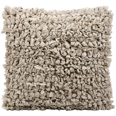 Newburyport Throw Pillow Color: Grey
