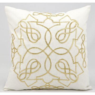 Retreat Cotton Throw Pillow
