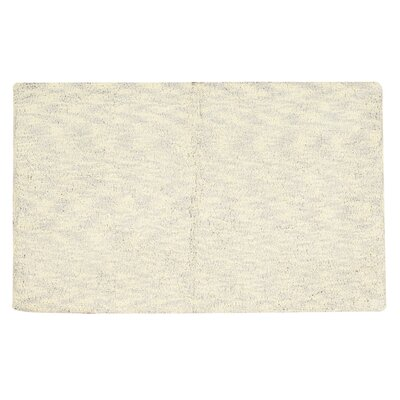 Kathy Ireland Plush Solutions Bath Mat Color: Grey