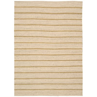 Paradise Garden Tropical Gardens Wheat Area Rug Rug Size: Rectangle 4 x 6