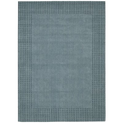 Cottage Grove Coastal Village Hand-Loomed Ocean Area Rug Rug Size: 39 x 59