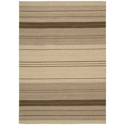 Kathy Ireland Griot Kalimba Clove Area Rug Rug Size: Rectangle 4 x 6