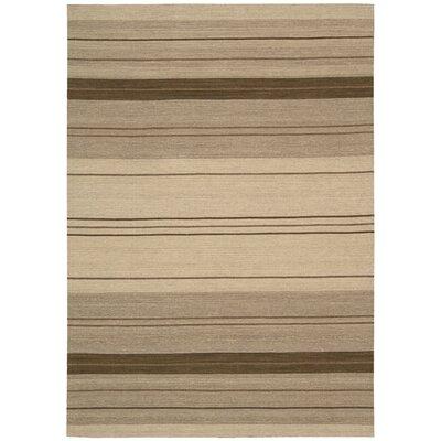 Kathy Ireland Griot Kalimba Clove Area Rug Rug Size: 26 x 4